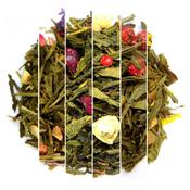 Zestaw Polecany - Herbaty Zielone z dodatkami