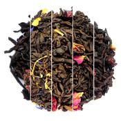 Zestaw Polecany - Herbaty Pu-erh z dodatkami